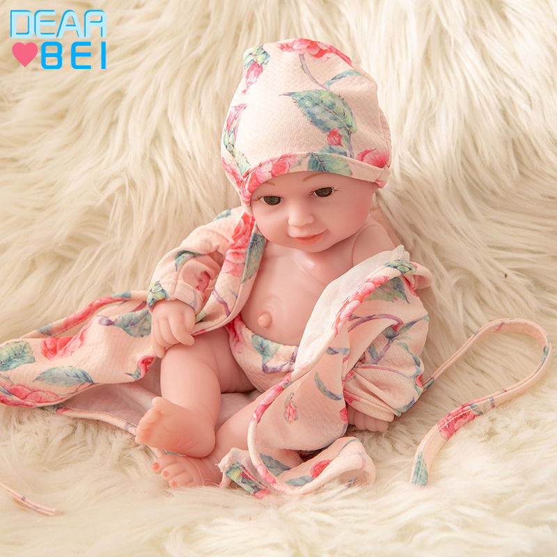 Simulation Doll Silicone Reborn Baby,Non-Toxic And Tasteless Reborn Baby Doll Handmade,Wholesale Baby Reborn Doll