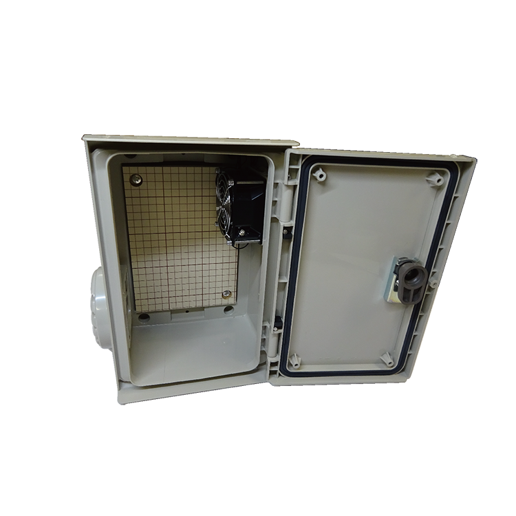 Various use applications power source electronics plastic cctv camera enclosure