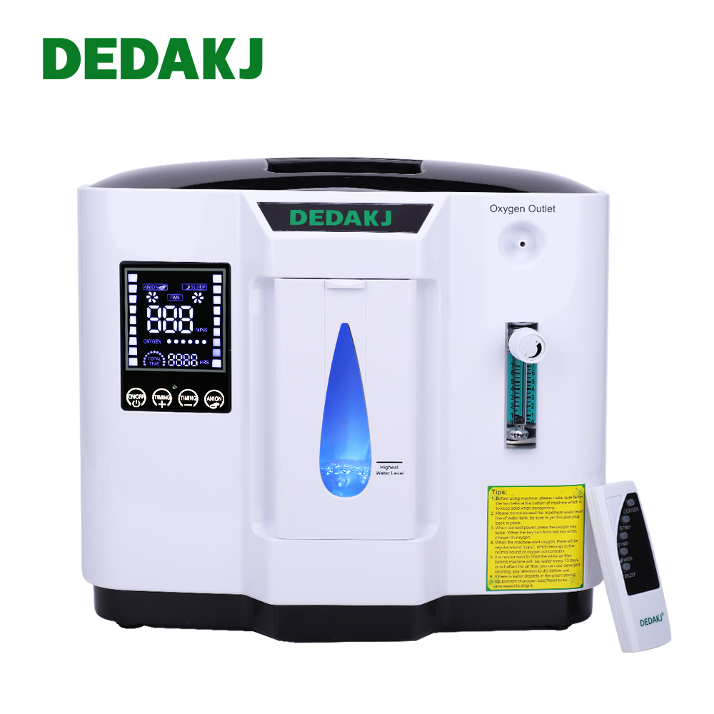 Factory price home use 93% purity oxygen generator portable