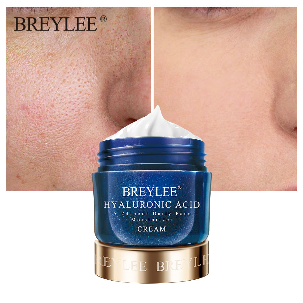 BREYLEE Brand name hyaluronic acide face moisturizer cream