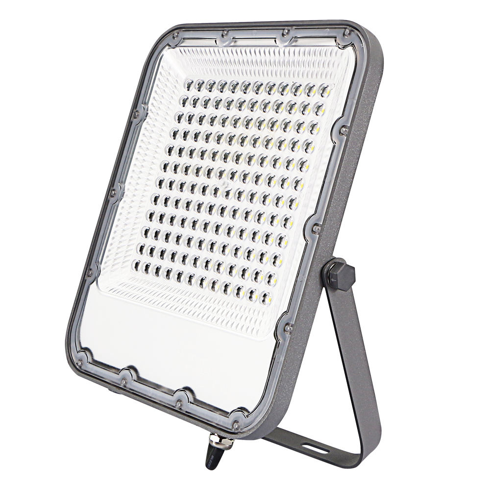 KCD caterpillar motion sensor rechargeable smart led light 240v outdoor led floodlight flood light 100w