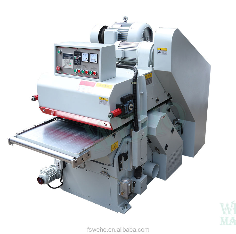 Móveis que faz a máquina trabalhar madeira 2 lado desengrosso plaina