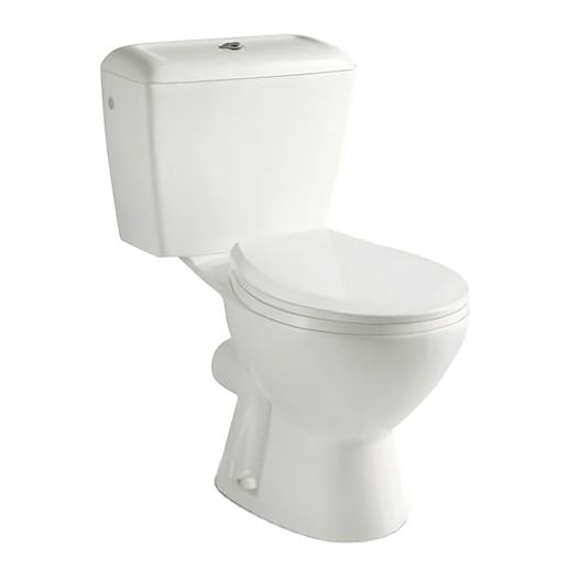 Washdown Two Piece Water Closet P Trap Manufacturers Western Style Toilet YC7902