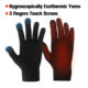 Winter Gloves Designer Winter Gloves Winter Acrylic Magic Heated Gloves With Touch Screen Finger For Women