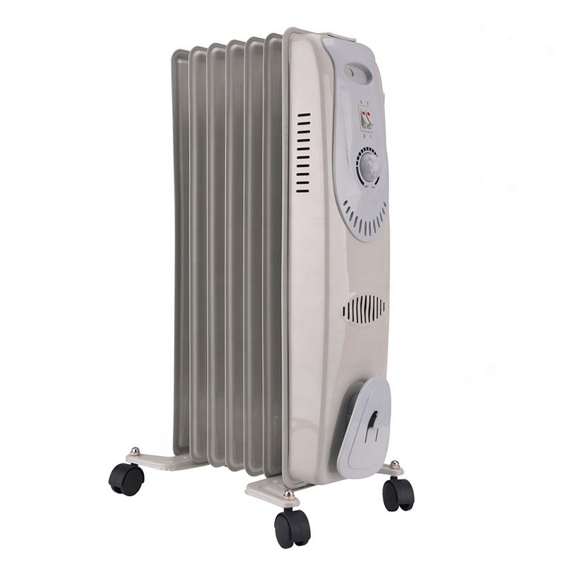 Smart oil filled heater room moving ceramic dimplex element electricoil and oil fan heater