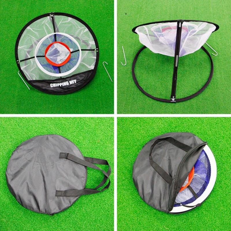 Golf Practice Chipping Net Pitching Cage