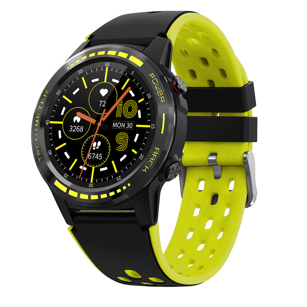 2020 Hot Selling Men Wristwatch Android 5.1 Smart Watch 1.39 IPS Inch Screen Quad Core Sport Wrist Watch