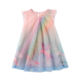 Summer Baby Girls Dress Unicorn Print Skirt Kids Party Clothes Mesh Tulle Tutu Dress