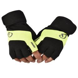 Gym fitness half finger gloves fitness men and women