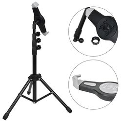 All In One Professional Video Live Mobile Phone Tripods Flexible Selfie Stick Tripod For Smartphone  Android Devices