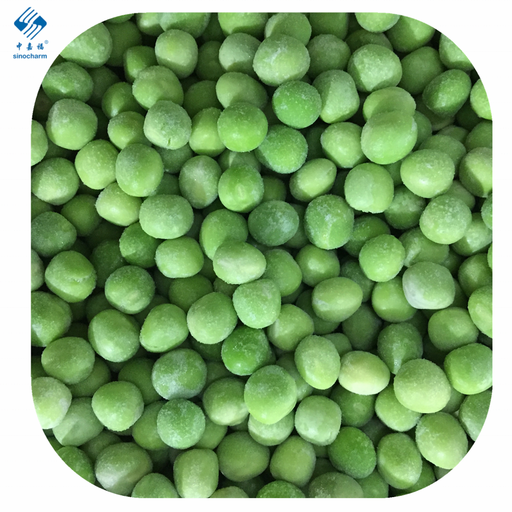 New Crop Frozen IQF Green pea