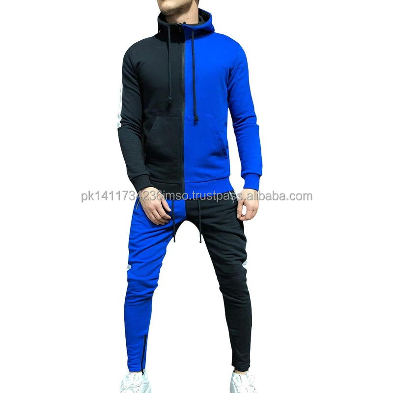 Custom Sweat Suits Cheap Jogging Custom Track Suit For Men