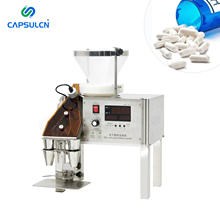 CapsulCN CDR-5A Semi Auto Automatic Tablet Bottle Filling Capsule Counting Machine