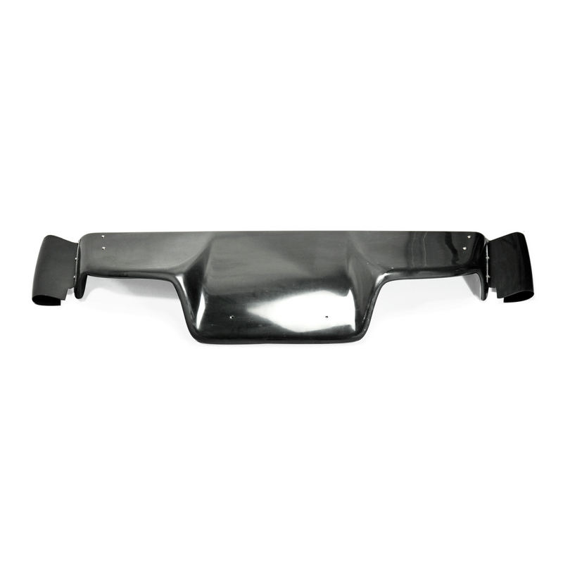 fiber glass for 03-08 Z33 350z Infiniti G35 Coupe 2D JDM TS Style unpainted Rear bumper Diffuser 6Pcs (with fitting)
