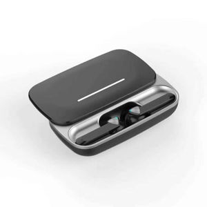 newest design slide charger box BE36 bluetooth twins tws earphone