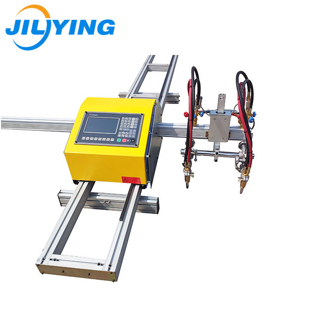Portable cnc flame/plasma cutting torch height controller machine