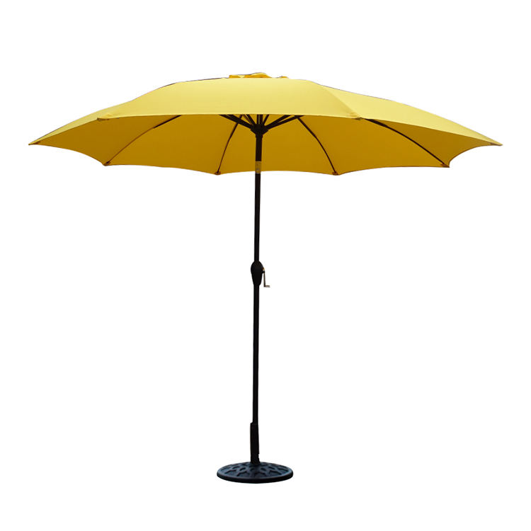 Low Price Guaranteed Quality Furniture Table Luxury Garden Beach Patio Parasol Umbrella