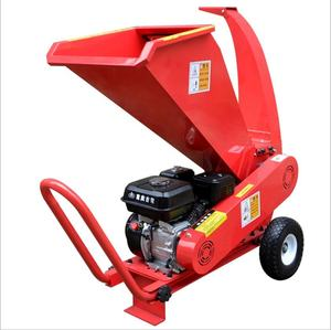 Forestry Wood Log Waste crushing machine/shredding machine for orchard branches/ Mini Wood Chipper Machines