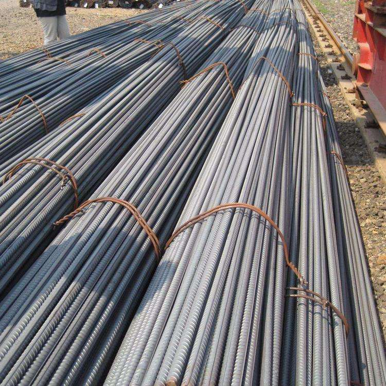 Reinforced Concrete Steel Twisted Round Bar 6mm-25mm Diameter
