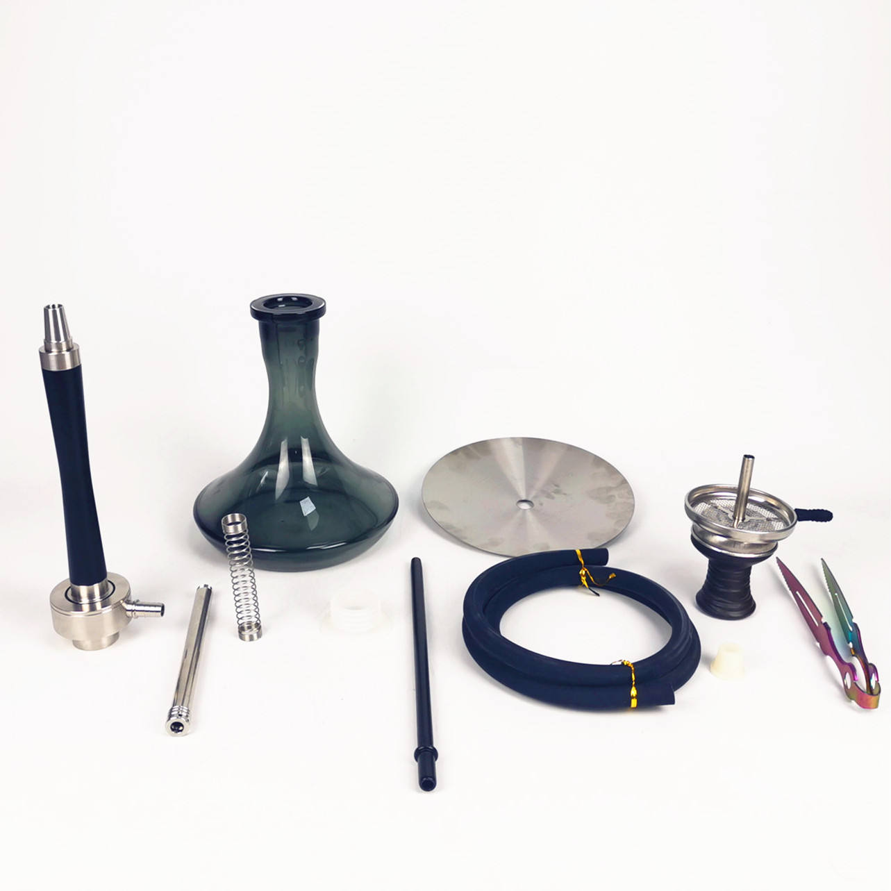 Factory Sales Directly Stainless Steel Hookah High Quality Russia Hookah Factory