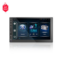 Hot Sale 7 Inch MP5 Car Dvd Player With Bracket (NO DVD) WIFI 1080p HD Touch Screen Bluetooth Android 2din Car Radio