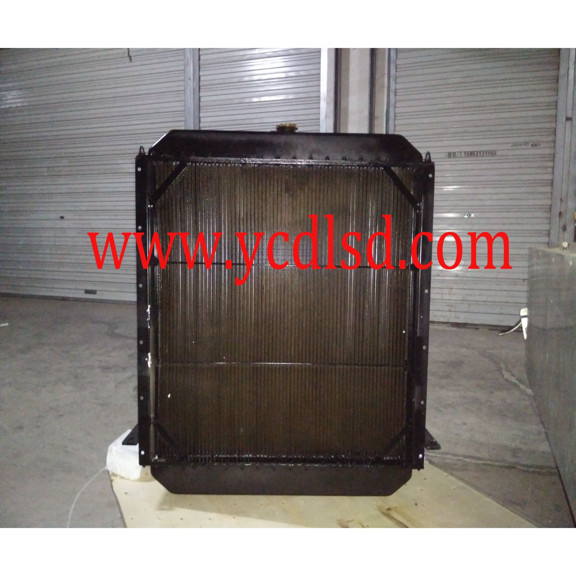 Radiator P-202-07-063 CL956-WD-03 for CHANGLIN 956 loader
