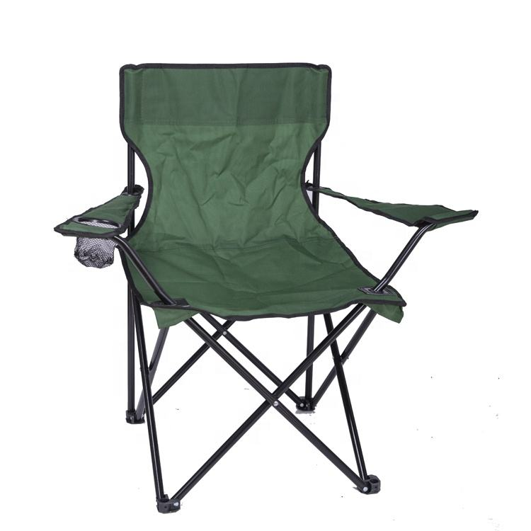 funky fabric beach camp fire bungee folding chair in a carry bag, compact foldable portable chair camping