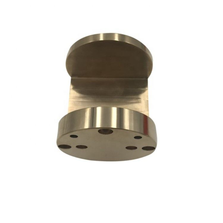 Factory Custom Precision CNC Machining Milling Turning Brass Fabrication