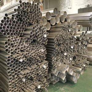 Sch10 aisi 304 S32205 stainless steel pipe price per kg