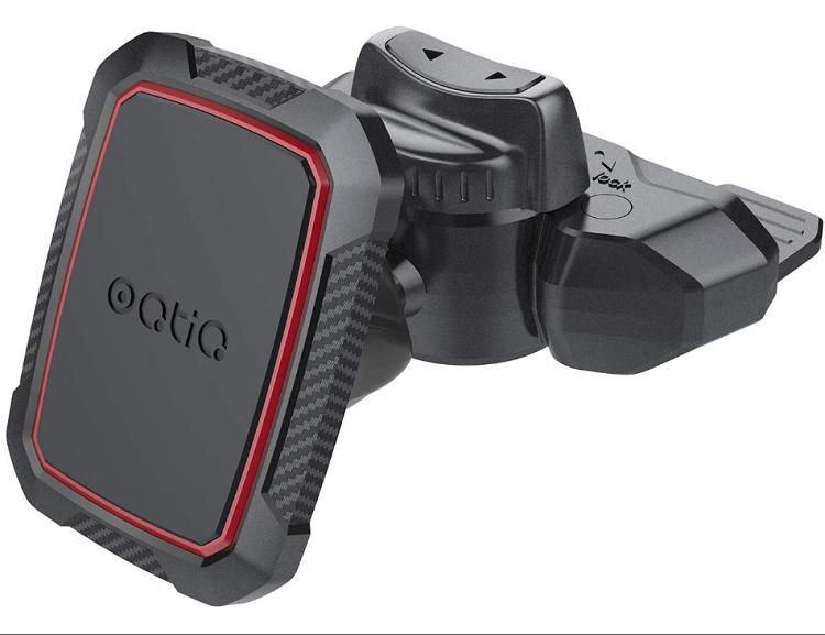 360 درجة الترويجية سيارة حامل للهاتف الذكي Cd فتحة حامل هاتف مغناطيسي جبل الجملة الهاتف جبل