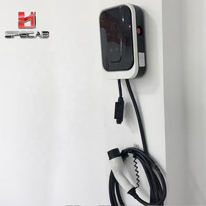 Wall-Mounted EV Home Charger Charging Station with Type 1