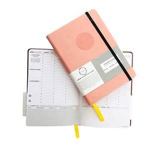 Bottom price high quality custom casebound bullet journals