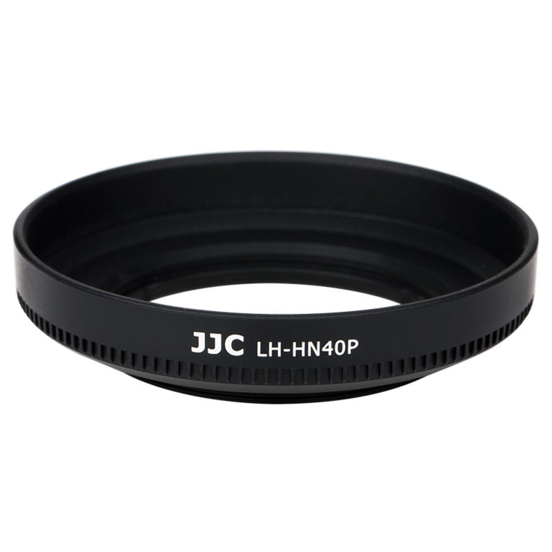 JJC LH-HN40P Lens Hood Replaces Nikon HN-40 Lens Hood Compatible With Nikon NIKKOR Z DX 16-50mm f/3.5-6.3 VR Lens