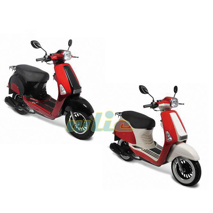 Newest design cheap chinese racing motorcycle camping 50cc gas cooler scooter for sale gas-scooter Classic&Grace 50(Euro-4)