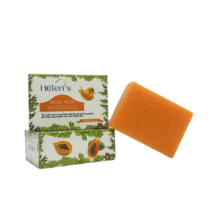 High Quality Wholesale Private Label Natural Kojic Acid Whitening Soap