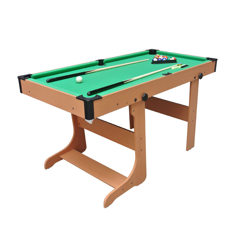 Best quality Indoor mini folding pool billiard table for home used