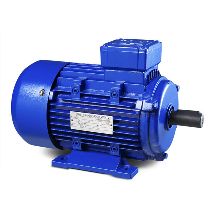 Logo Customization Motor Y Series High Efficiency Ie2 Ac Induction Electric Motor