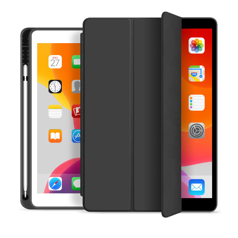 2019 shockproof case 3 in 1 for iPad mini 5 tablet case with pencil holder covers 9.7inch