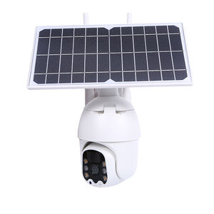 4G 2mp Hd Ite Zoom Cctv Cam Solar Battery Powered Video Surveillance Wifi Ip Outdoor Camera