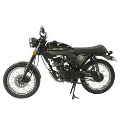 Cafe Racer 150 cc motorcycle