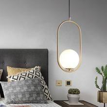 Metal nordic retro  light droplight hanging lamp pendant for decoration