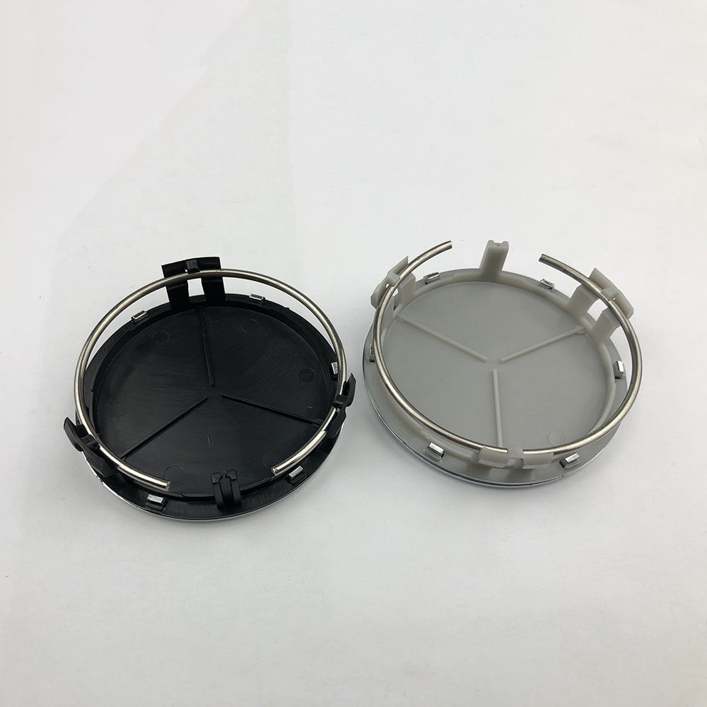 75MM Car Wheel Center Cover Wheel Hub Cap Rim Car Logo Hub Cover For W211 W221 W220 W163 W164 W203 W204 CLS