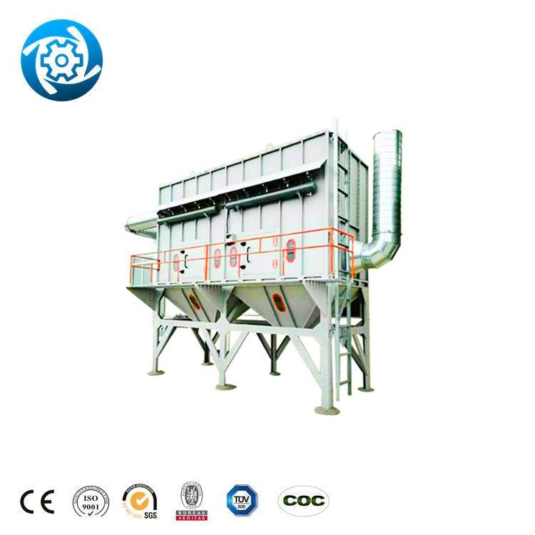 Central Ladder Tobacco Galvanized Steel Woodworking Dust Collector