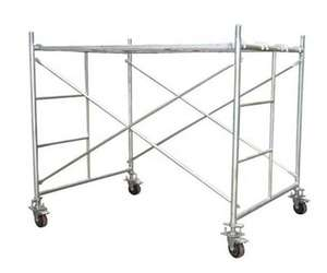 construction steel h frame scaffold set scaffold frame ladders scaffolding