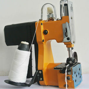 Manufacturer industrial bag sewing closer thread for handle bag stitching machine