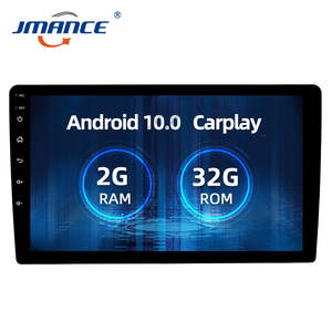 Universal Double Din Multimedia Bluetooth Car Stereo 10 Inch Android Car Radio