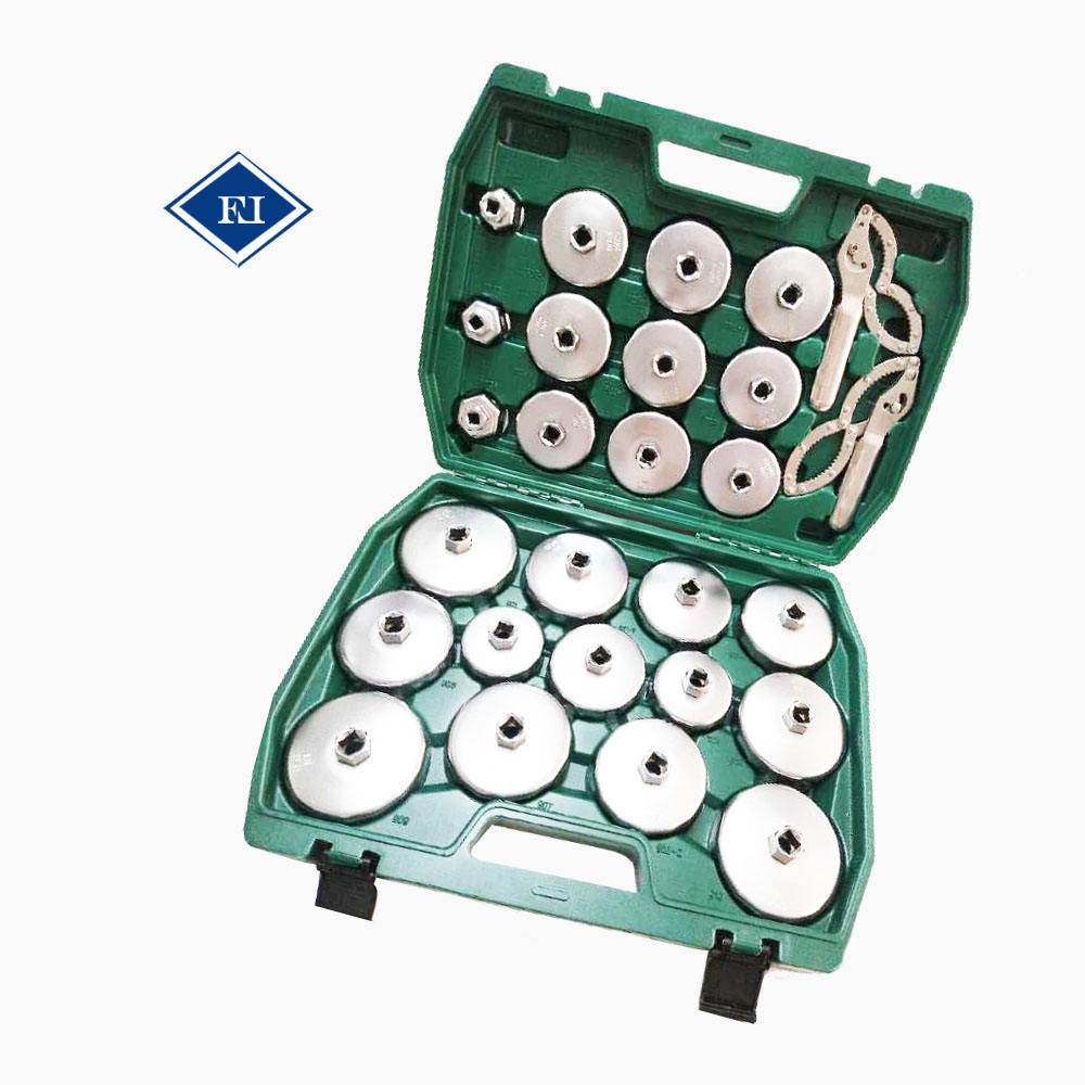 Automotive tools 14pcs cap socket Oliefiltersleutel Set