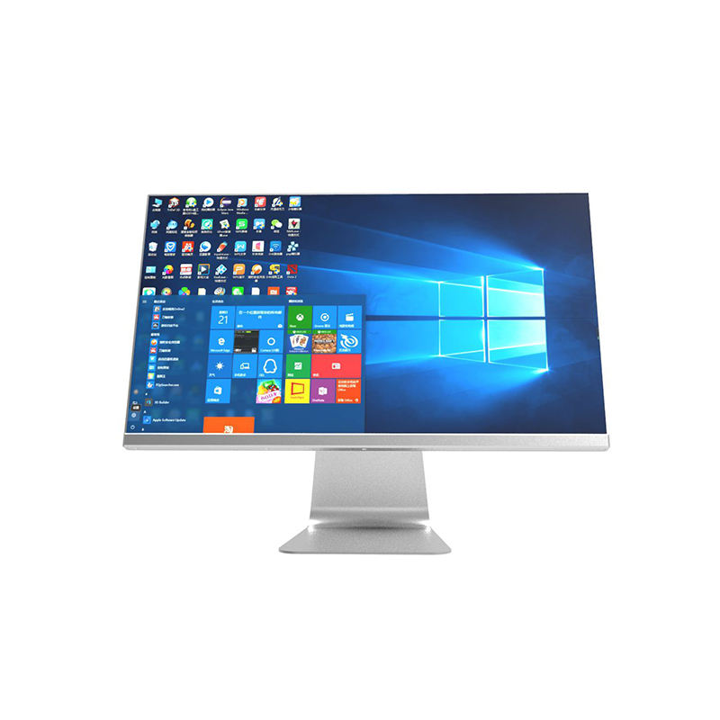 CYX All In 1 PC Intel Core I3 I5 I7 DDR3 DDR4 Windows 10 All-in-one Desktop With DVD 21.5 Inch All In One PC