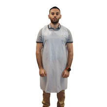 white cpe waterproof  different types of aprons for women