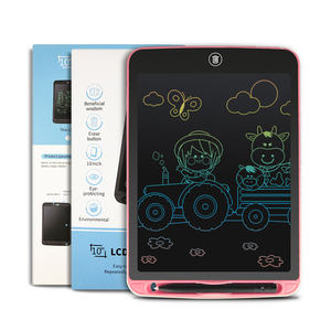Newyes 10 Inch Kids LCD Color Screen Writing Pad Paperless Drawing Digital Tablet